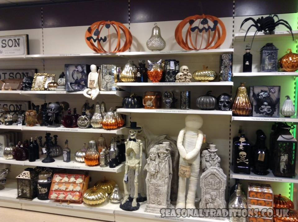 Homesense Halloween Decorations